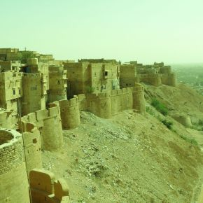 GOLD IS WHERE THE HEART IS, JAISALMER 'GOLDEN' FORT