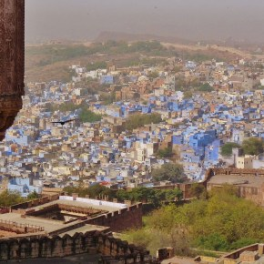 OPIUM TEA, JODHPUR BLUES AND MIGHTY MEHRANGARH