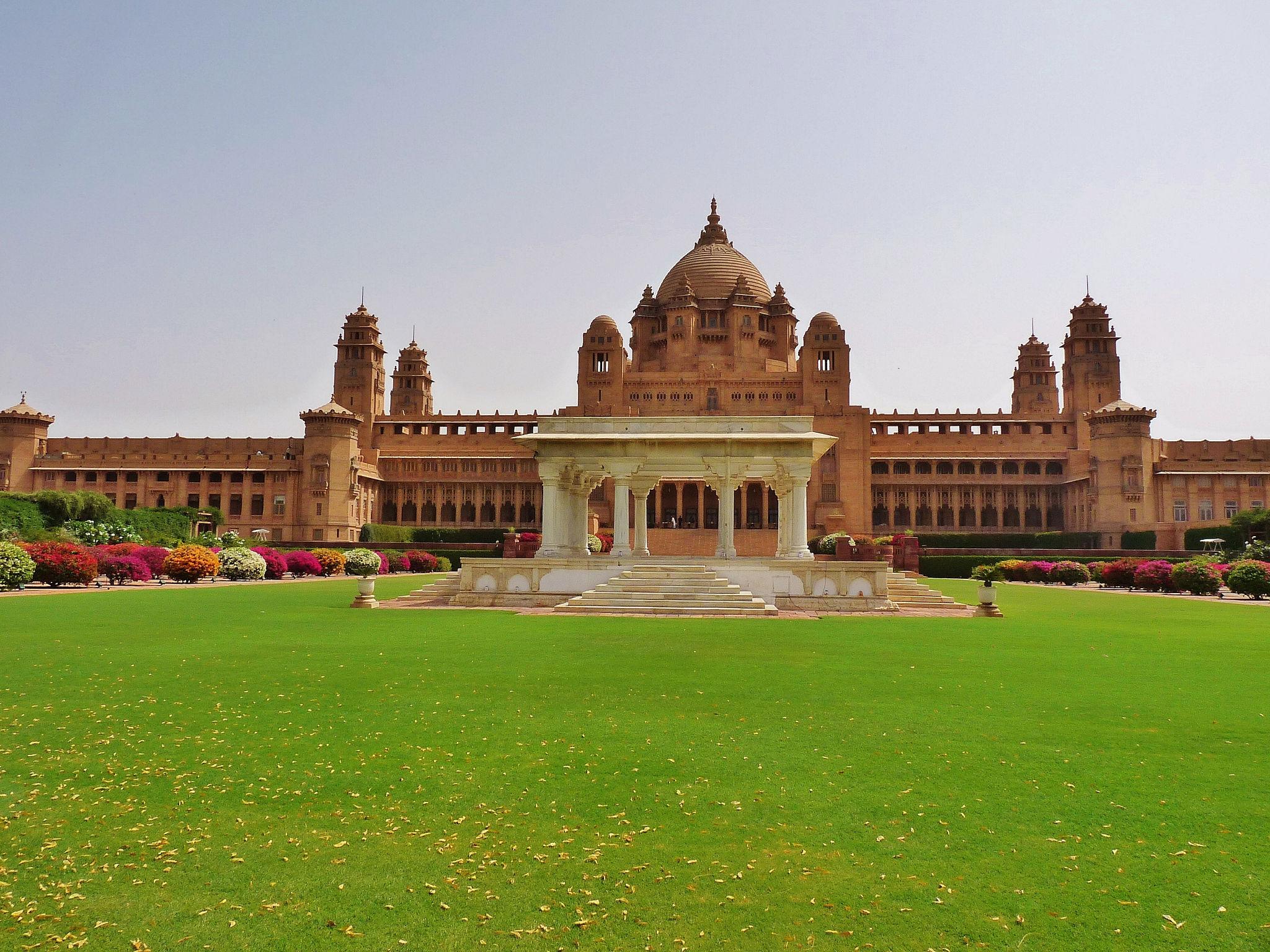 Playing princess at jodhpur s royal palace surreal luxury a
