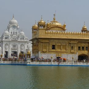 PRIDE OF THE PUNJAB; GOLDEN TEMPLE