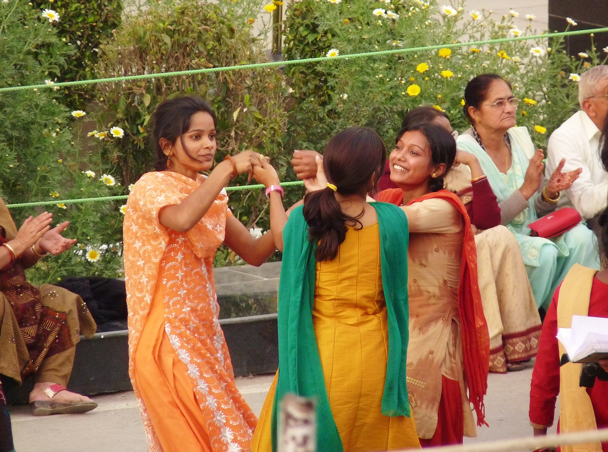 Image result for indian girls at temple