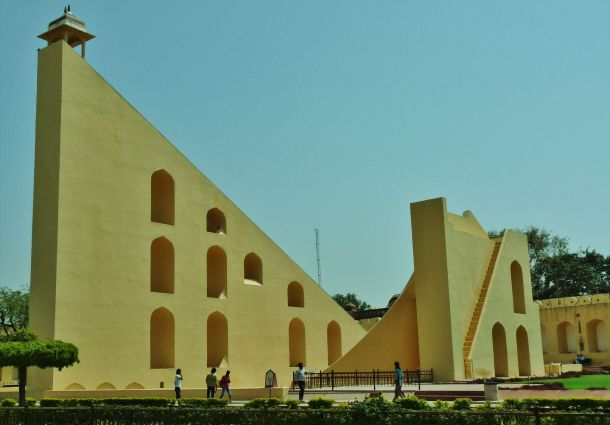 Jantar Mantar, Jaipur observatory, Jaipur, The Pink City