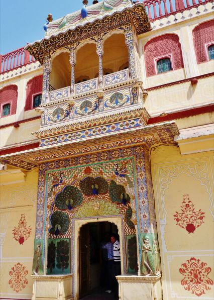 Royal Palace, Jaipur, The Pink City