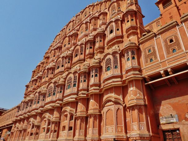Palace of the Wind, Hawa Mahal, The Pink City