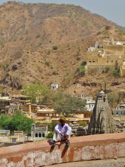 Amer Fort, Ajmer Fort, The Pink City