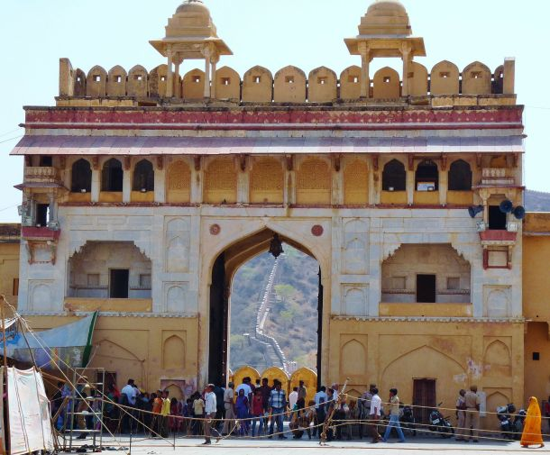 Amer Fort, Ajmer Fort, The Pink City, Jaipur Fort