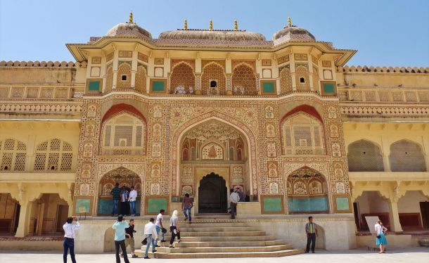 Amer Fort, Ajmer Fort, Pink City, Jaipur Fort