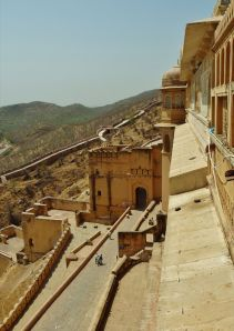 """Amer Fort"" ""Ajmer Fort"" ""Pink City"" ""Jaipur Fort"" ""Jaipur castle"""