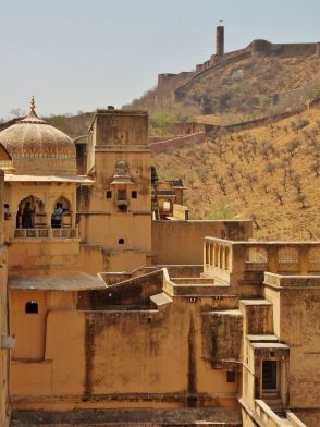 """Pink city"" ""Amer Fort"" ""Ajmer Fort"" ""Jaipur Fort"""
