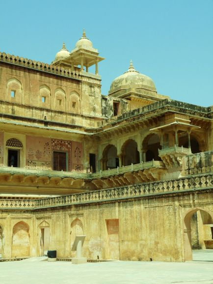 """Amer Fort"" ""Ajmer Fort"" ""Jaipur Fort"" ""Pink city"""