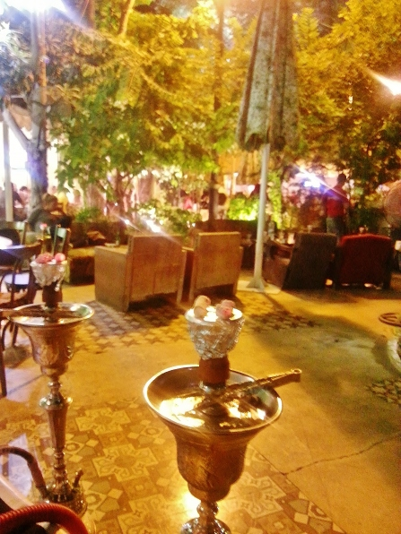 """Falamanki"" ""sheesha"" ""nargileh"" ""beirut"" ""lebanon"" ""middle east"" ""nighlife"" ""restaurant"" ""trendy"" ""upmarket"" ""24 hour"" ""late night"" ""courtyard"" ""supercars"" ""security"" ""hubbly bubbly"" ""mezze"" ""travel"""
