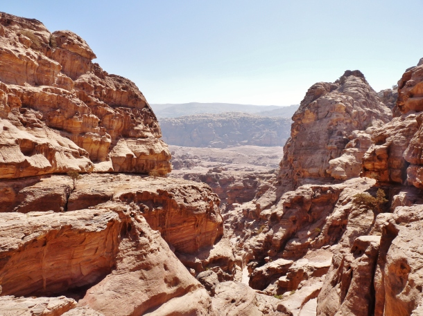 """Petra"" ""Wadi Musa"" ""Jordan"" ""desert"" ""ruins"" ""UNESCO"" ""heritage"" ""archaeology"" ""excavation"" ""wonders of the world"" ""desert"" ""rose red city"" ""sandstone"" ""ruins"" ""historical"" ""sights"" ""things to see jordan"" ""architecture"" ""view"" ""wanderlust"" ""photography"" """"world travel"" ""must-see sights"" ""Monastery"" ""Treasury"""