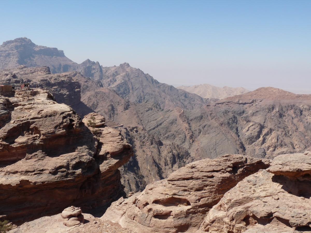 """Petra"" ""Wadi Musa"" ""Jordan"" ""desert"" ""ruins"" ""UNESCO"" ""heritage"" ""archaeology"" ""excavation"" ""wonders of the world"" ""desert"" ""rose red city"" ""sandstone"" ""ruins"" ""historical"" ""sights"" ""things to see jordan"" ""architecture"" ""view"" ""wanderlust"" ""photography"" """"world travel"" ""must-see sights"" ""Monastery"" ""Treasury"""