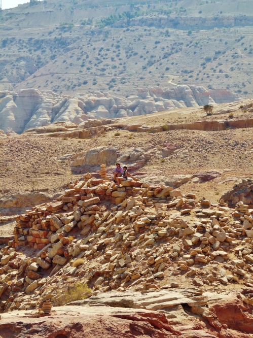 """high place of sacrifice"" ""petra"" ""wadi musa"" ""desert"" ""middle east"" ""travel"" ""hiking"" ""climb"" ""adventure travel"" ""rose-red city"" ""sandstone"" ""archaeology"" ""excavation"" ""ruins"" ""Nabatean"" ""wanderlust"" ""things to see petra"" ""petra sights"" ""things to see jordan"" ""wanderlust"" ""world"" ""view"" ""best view in the world"""