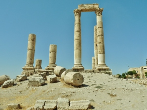 """jebel al qelaa"" ""citadel"" ""amman"" ""jordan"" ""middle east"" ""hisotry"" heritage site"" ""ruins"" ""sights amman"" ""travel"" ""photography"""