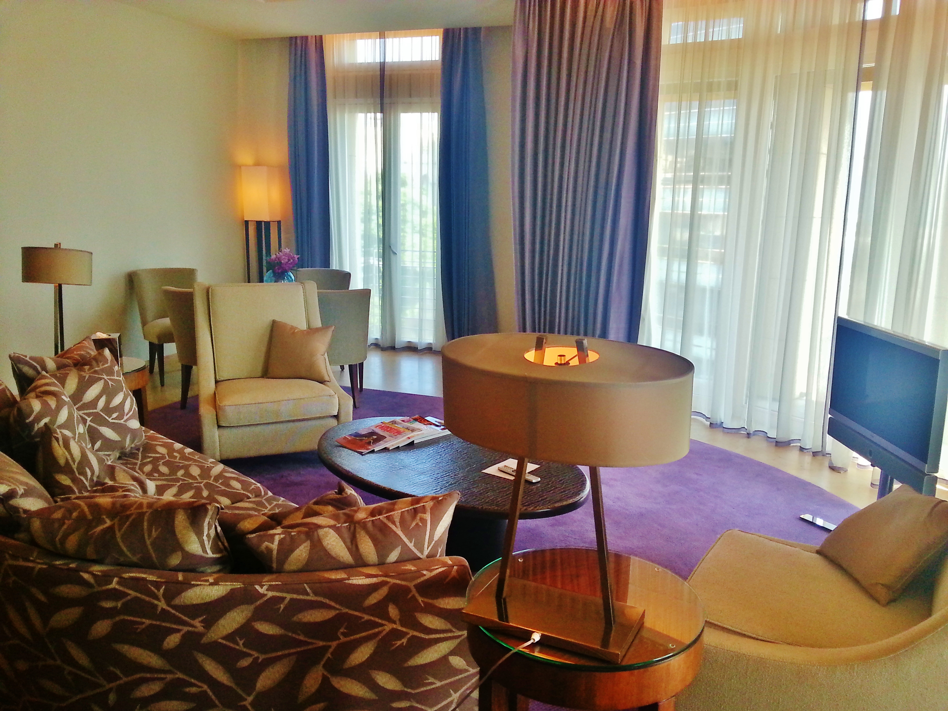 Living Room Corner Suite At Le Gray Luxury Hotel Beirut Lebanon Middle East Downtown La Solidere Martyrs Square Fashion Shopping Expensive