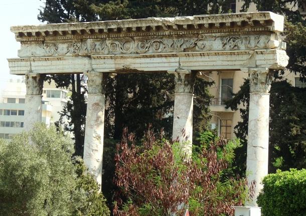 """bullet"" ""gunshot"" ""shelling"" ""museum"" ""beirut"" ""lebanon"" ""middle east"" ""ruins"" ""archaeology"" ""dig"" ""excavation"" ""roman"" ""ottoman"" ""phoenician"" ""church"" solidere"" ""travel"" ""photography"" ""regeneration"" ""restoration"""