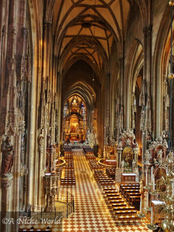 """""""Stephansdom Wien"""" """"St Stephens Cathedral Vienna"""" """"sights Vienna"""" """"things to see Wien"""" """"wien"""" """"travel Vienna"""" """"austria"""" """"historical sights Vienna"""" """"beautiful buildings Vienna"""" """"art vienna"""" """"frescoes"""" """"Von Erlach"""" """"architecture Vienna"""" """"religious buildings Vienna"""" """"travel"""" """"austria sights"""" """"austria city"""" """"wanderlust"""""""