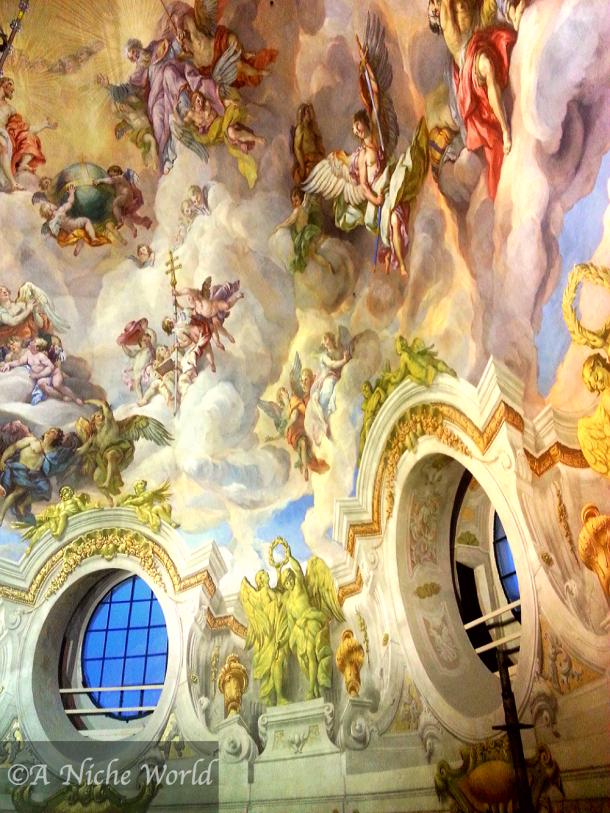 """""""Karlskirche"""" """"St Charles Church"""" """"sights Vienna"""" """"things to see Wien"""" """"wien"""" """"travel Vienna"""" """"austria"""" """"historical sights Vienna"""" """"beautiful buildings Vienna"""" """"art vienna"""" """"frescoes"""" """"Von Erlach"""" """"architecture Vienna"""" """"religious buildings Vienna"""" """"travel"""" """"austria sights"""" """"austria city"""" """"wanderlust"""""""