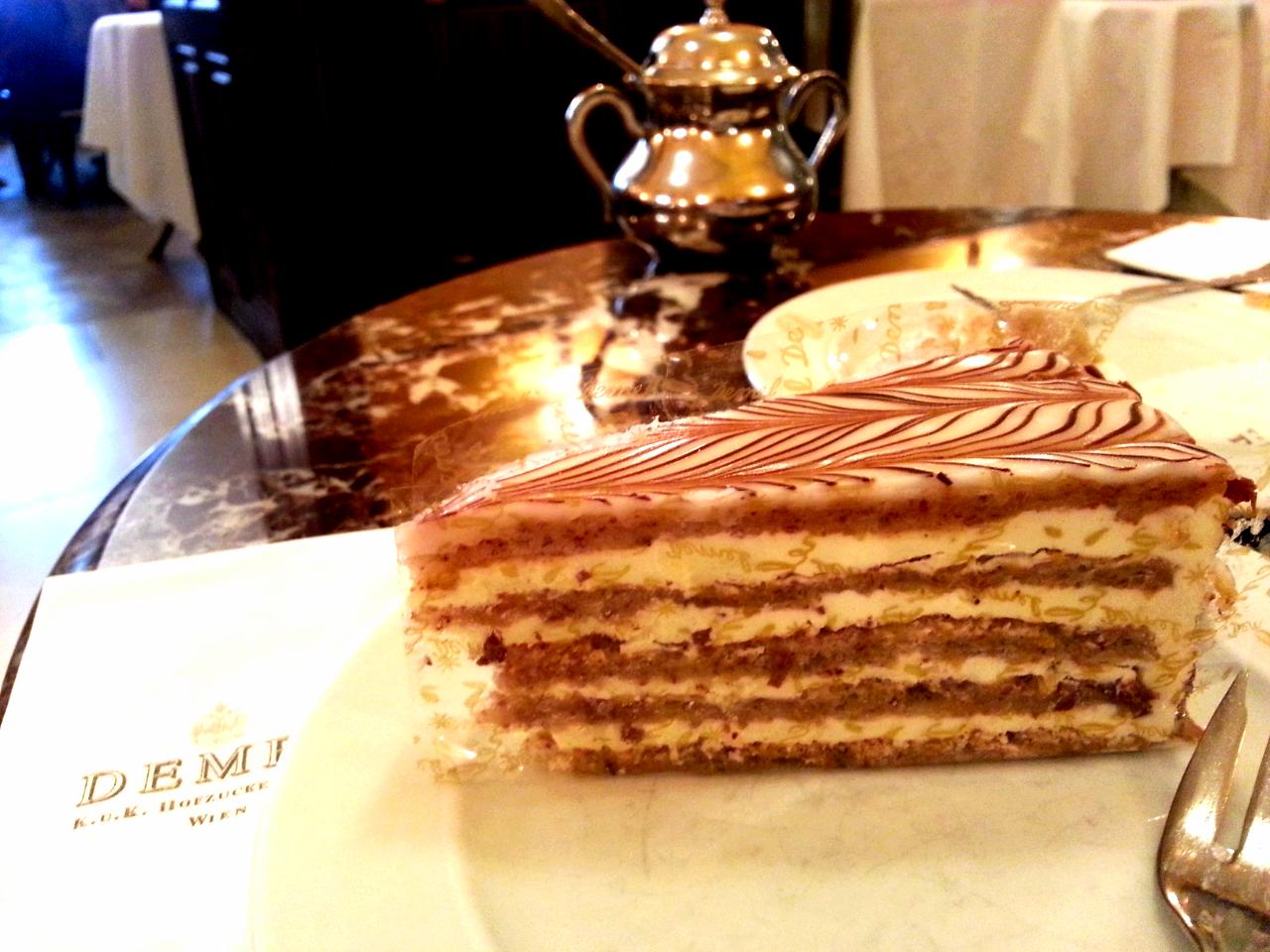 Best Cake In The World Vienna