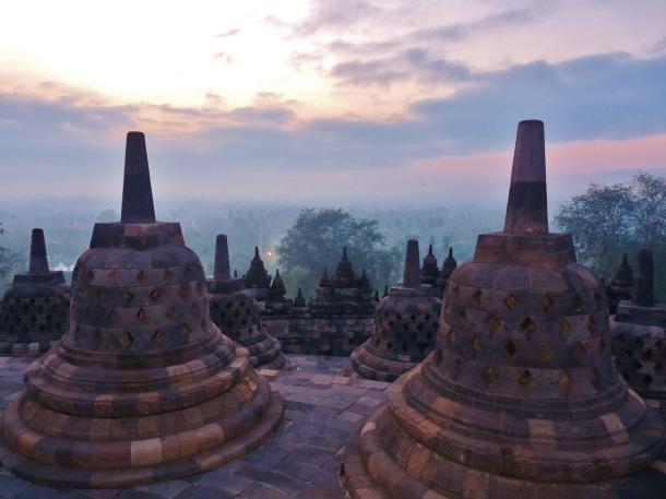 """borobudur temple"" ""borobudur sunrise"" ""borobudur indonesia"" ""borobudur java"" ""sights in java"" ""sights indonesia"" ""travel indonesia"" ""must-see indonesia"""