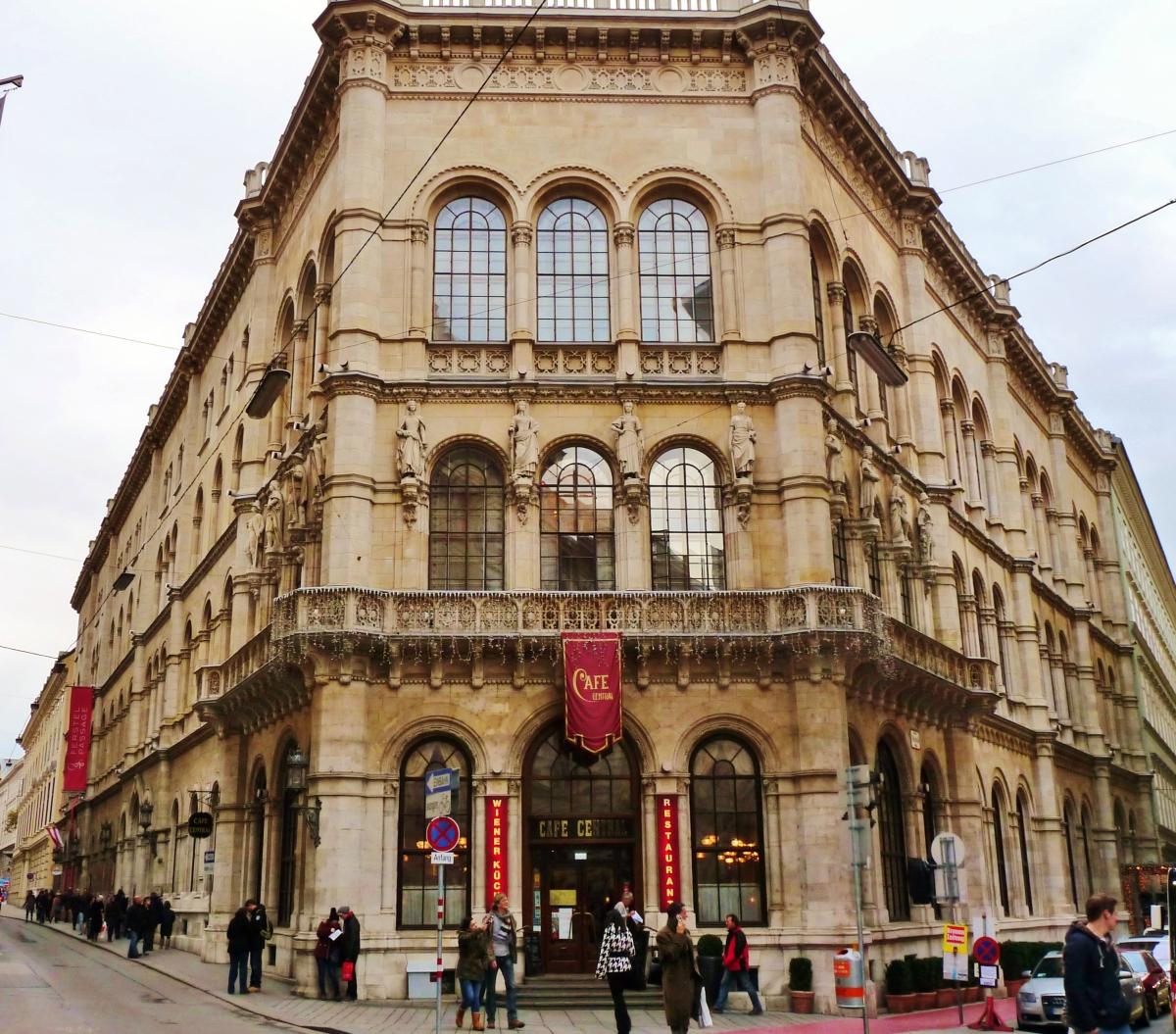 Cafe Vienna Menu
