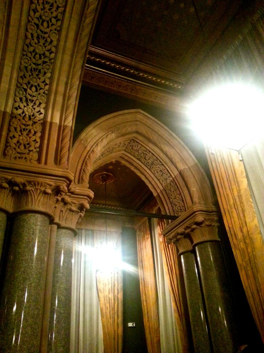 Luxury Interior Design Hotel Grand Spiral Staircase
