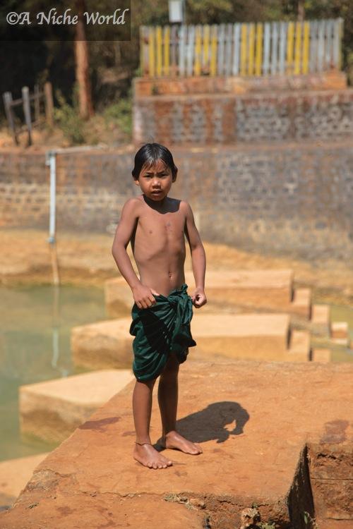 Portraits From Myanmar Burma A Niche World