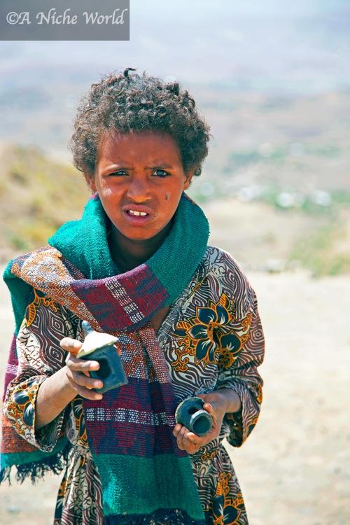 Sudanese Ethiopian