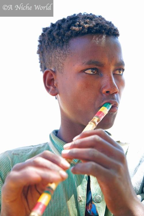 Ethiopian Pied Piper