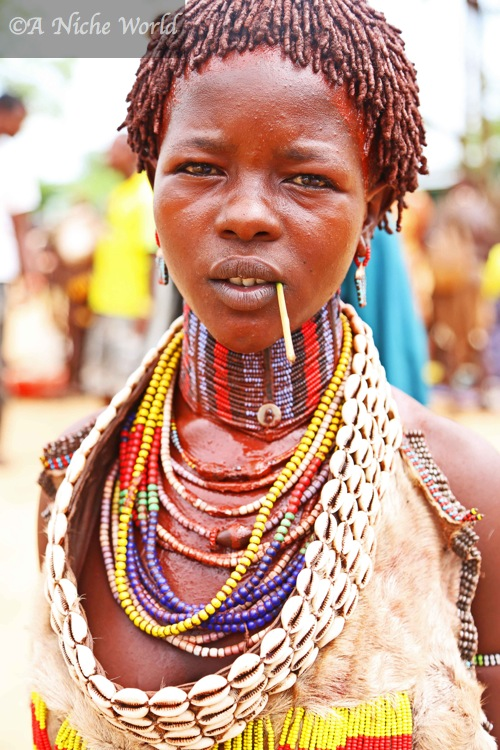 South African Tribal Women