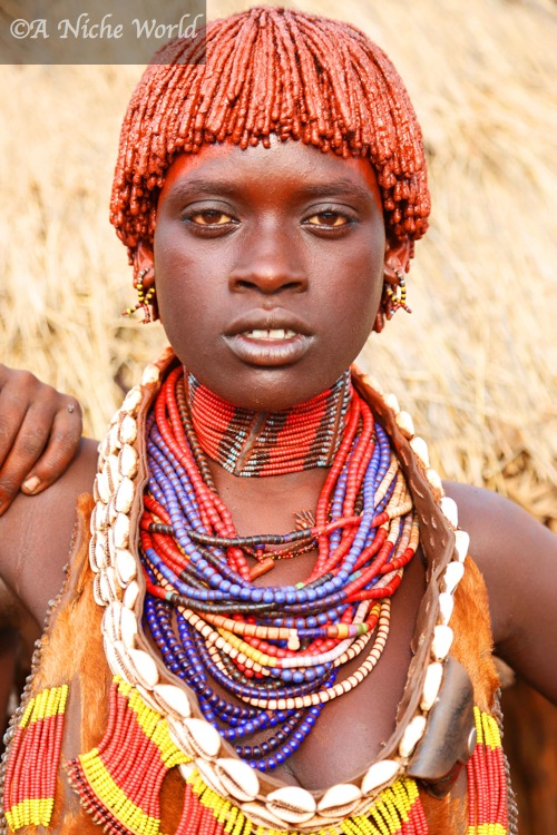 Sexy African Tribe Women