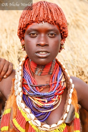ETHIOPIAN TRIBES OF OMOVALLEY