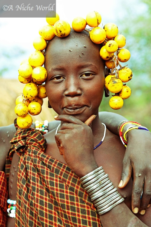 South African Tribes Girls