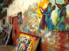 STONE TOWN DOORS,ZANZIBAR