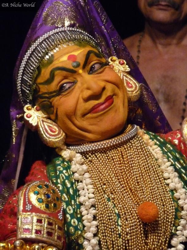 """Kerala"" ""South India"" Folk dance"" ""traditional dance"" ""Indian dance"" South Indian dance"" ""Nathanam"" ""actor"" ""dancer"" ""face paint"" ""nature"" ""wildlife"" ""Asia"" ""travel"" ""travel photography"" ""photography"" ""portrait"" ""portrait photography"""