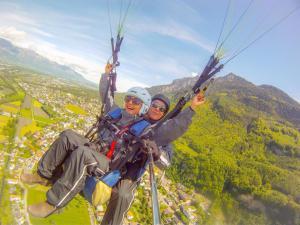 Paragliding Liechtenstein
