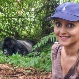 Rwanda Me Gorilla