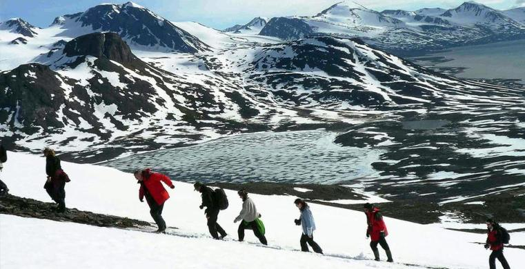 """Polar bears"" ""arctic"" ""norway"" ""spitsbergen"" ""expedition"" ""ship"" ""M/S Expedition"" ""wildlife"" ""ice"" ""glaciers"" ""tundra"" ""Svalbard"" ""archipelago"" ""Longyearbyen"" ""G Adventures"" ""adventure"" ""travel"" ""solo travel"" ""girls travel"" ""adventure holiday"" ""cruise"" ""zodiac landings"" ""walrus"" ""seals"" ""sea lions"" ""bearded seal"" ""arctic wildlife"" ""snow"" ""lakes"" ""Arctic sea"" ""hiking"" ""walking"" ""ice caps"""
