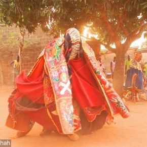 On the Voodoo Trail in Benin, WestAfrica